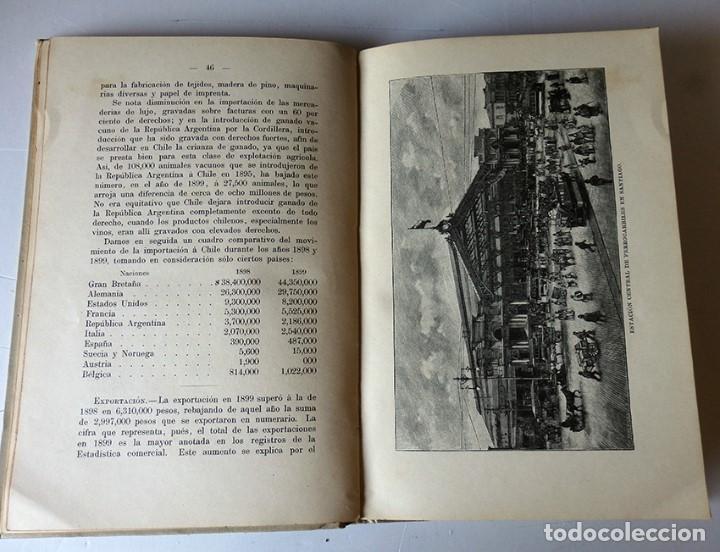 Libros antiguos: REPUBLICA DE CHILE - Foto 7 - 140410338