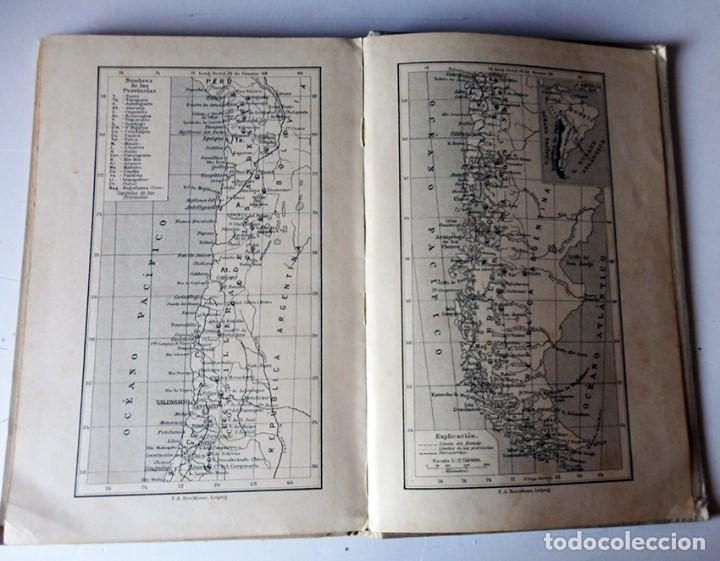 Libros antiguos: REPUBLICA DE CHILE - Foto 8 - 140410338