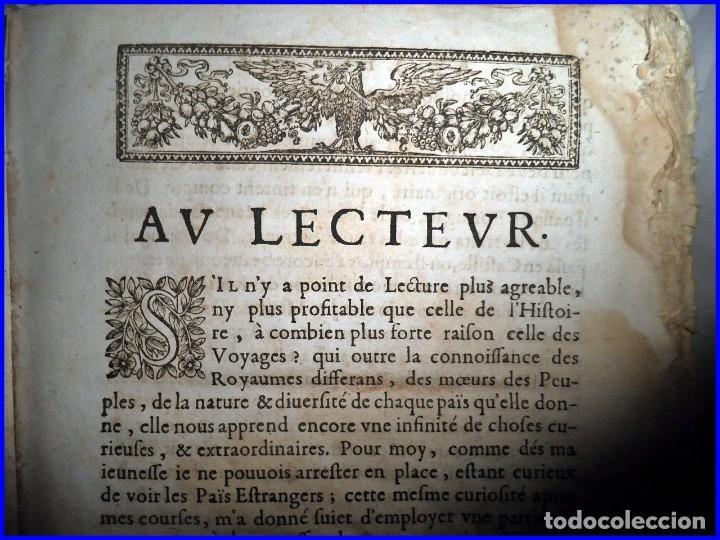 Libros antiguos: AÑO 1660: VIAJES DE LOS CASTELLANOS A LAS INDIAS OCCIDENTALES. LIBRO DE 358 AÑOS DE ANTIGÜEDAD. - Foto 8 - 140489270