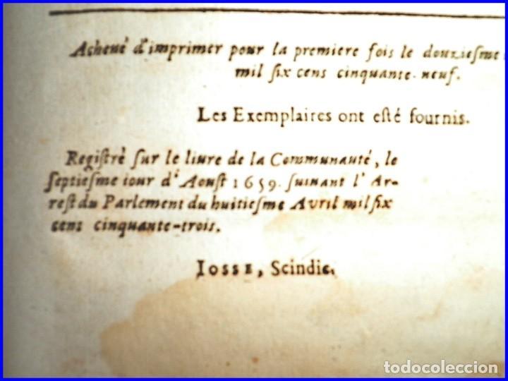 Libros antiguos: AÑO 1660: VIAJES DE LOS CASTELLANOS A LAS INDIAS OCCIDENTALES. LIBRO DE 358 AÑOS DE ANTIGÜEDAD. - Foto 16 - 140489270