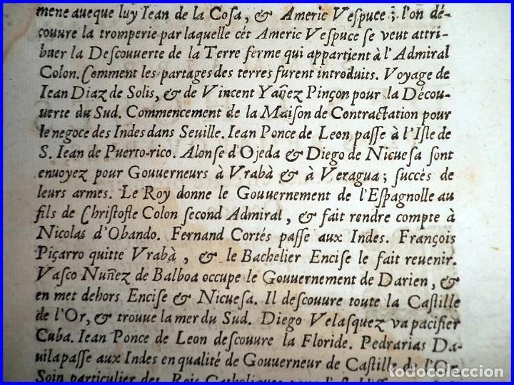 Libros antiguos: AÑO 1660: VIAJES DE LOS CASTELLANOS A LAS INDIAS OCCIDENTALES. LIBRO DE 358 AÑOS DE ANTIGÜEDAD. - Foto 18 - 140489270
