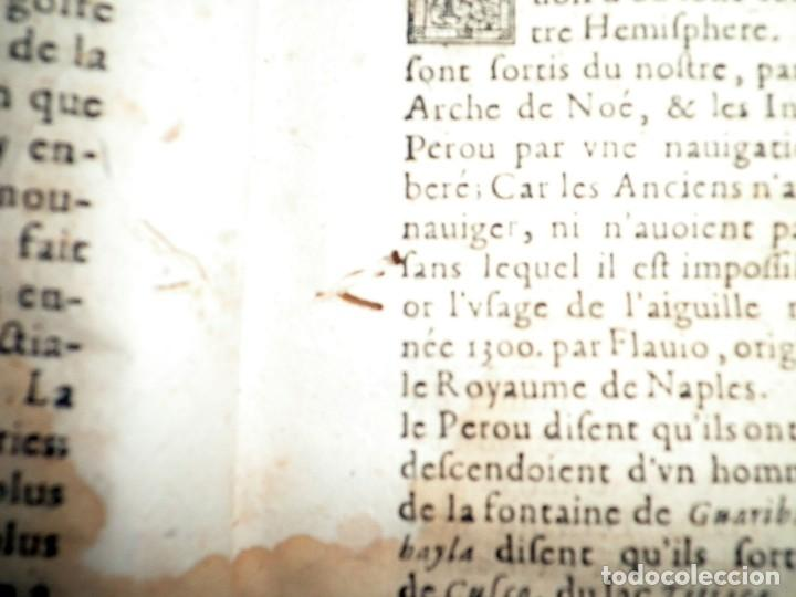 Libros antiguos: AÑO 1660: VIAJES DE LOS CASTELLANOS A LAS INDIAS OCCIDENTALES. LIBRO DE 358 AÑOS DE ANTIGÜEDAD. - Foto 21 - 140489270