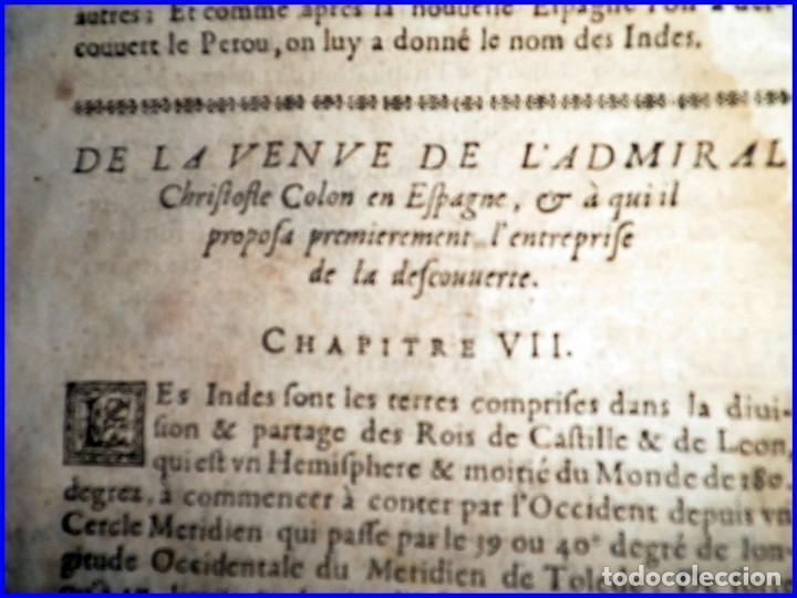 Libros antiguos: AÑO 1660: VIAJES DE LOS CASTELLANOS A LAS INDIAS OCCIDENTALES. LIBRO DE 358 AÑOS DE ANTIGÜEDAD. - Foto 22 - 140489270