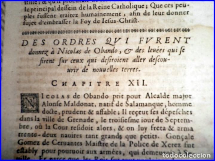 Libros antiguos: AÑO 1660: VIAJES DE LOS CASTELLANOS A LAS INDIAS OCCIDENTALES. LIBRO DE 358 AÑOS DE ANTIGÜEDAD. - Foto 23 - 140489270