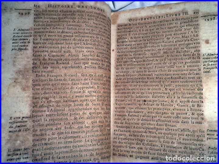 Libros antiguos: AÑO 1660: VIAJES DE LOS CASTELLANOS A LAS INDIAS OCCIDENTALES. LIBRO DE 358 AÑOS DE ANTIGÜEDAD. - Foto 24 - 140489270