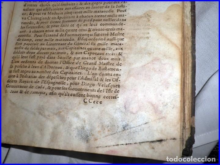 Libros antiguos: AÑO 1660: VIAJES DE LOS CASTELLANOS A LAS INDIAS OCCIDENTALES. LIBRO DE 358 AÑOS DE ANTIGÜEDAD. - Foto 26 - 140489270