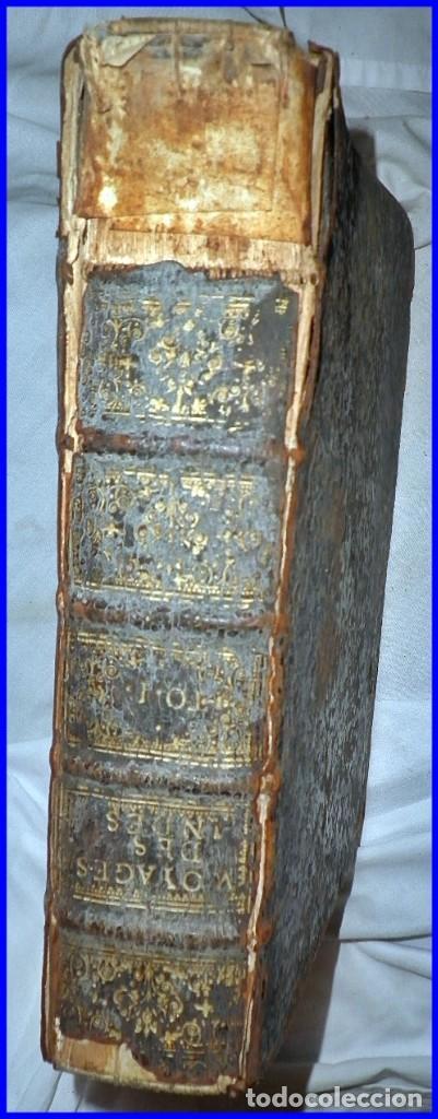Libros antiguos: AÑO 1660: VIAJES DE LOS CASTELLANOS A LAS INDIAS OCCIDENTALES. LIBRO DE 358 AÑOS DE ANTIGÜEDAD. - Foto 30 - 140489270