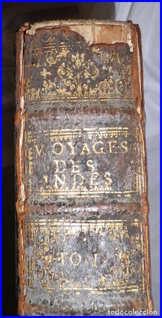 Libros antiguos: AÑO 1660: VIAJES DE LOS CASTELLANOS A LAS INDIAS OCCIDENTALES. LIBRO DE 358 AÑOS DE ANTIGÜEDAD. - Foto 31 - 140489270