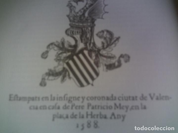 Libros antiguos: ~~~~ ELS FURS DE VALENCIA, 4 TOMOS FACSIMIL, COL-LECCIÓ PEREZ BAYER, MIDEN 39 X 25 CM. ~~~~ - Foto 4 - 140554446