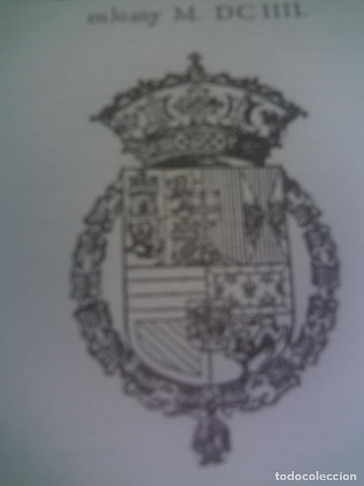 Libros antiguos: ~~~~ ELS FURS DE VALENCIA, 4 TOMOS FACSIMIL, COL-LECCIÓ PEREZ BAYER, MIDEN 39 X 25 CM. ~~~~ - Foto 6 - 140554446