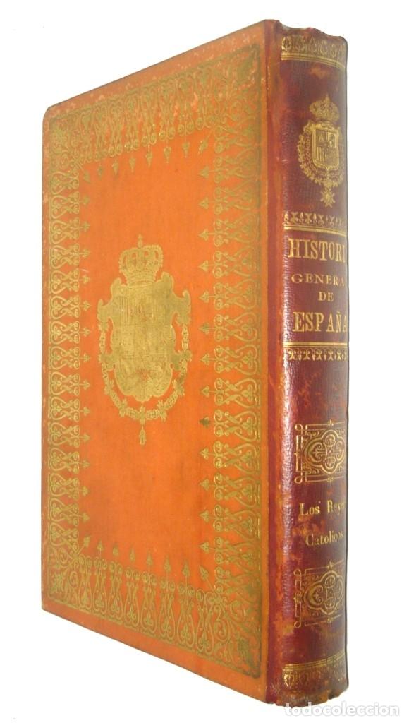 Libros antiguos: 1891 - Monumental Historia Medieval de España - Reyes Cristianos - Edad Media - Ilustrado, Láminas - Foto 4 - 147289893