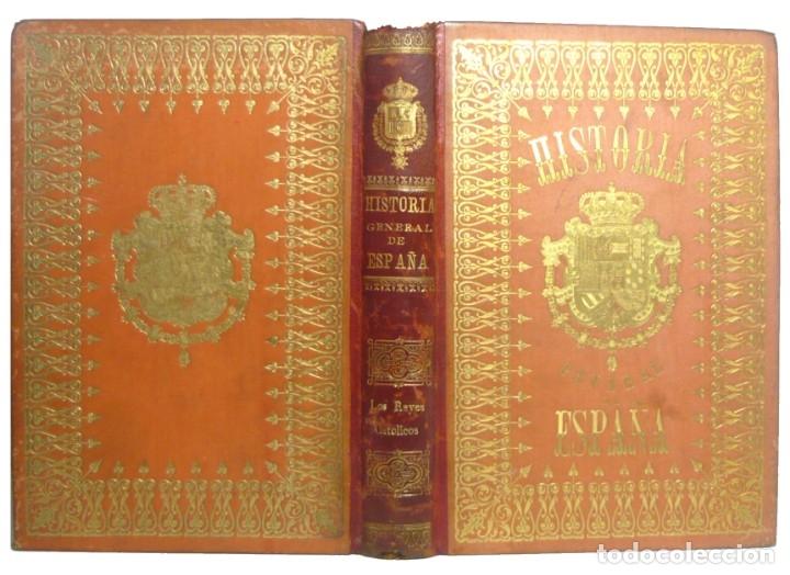 Libros antiguos: 1891 - Monumental Historia Medieval de España - Reyes Cristianos - Edad Media - Ilustrado, Láminas - Foto 5 - 147289893