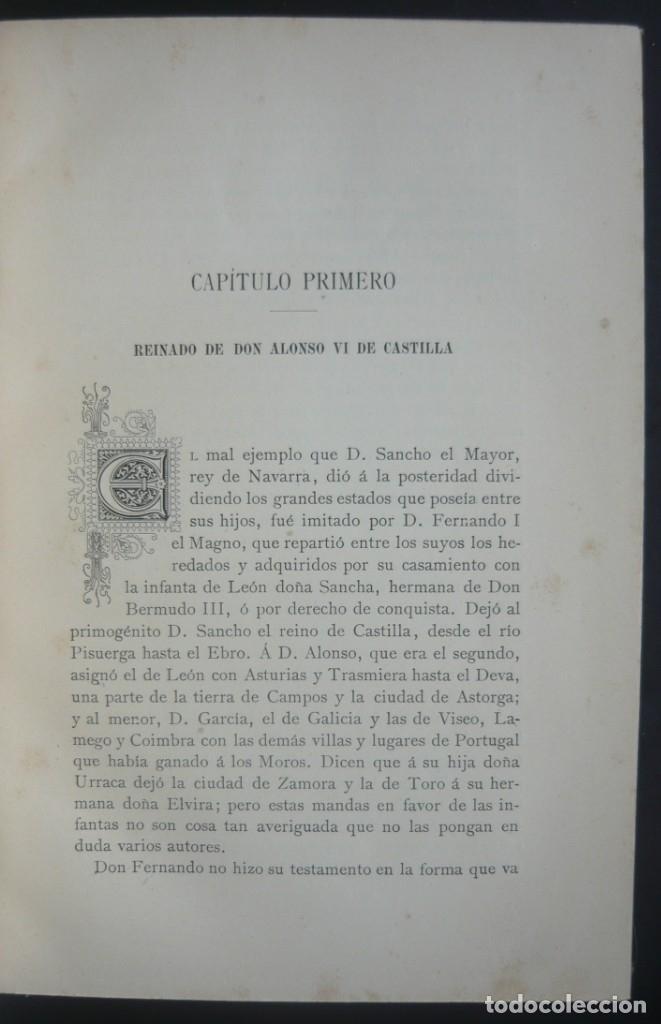 Libros antiguos: 1891 - Monumental Historia Medieval de España - Reyes Cristianos - Edad Media - Ilustrado, Láminas - Foto 8 - 147289893