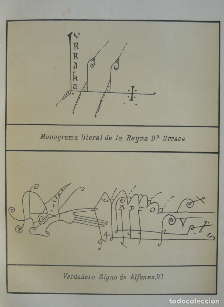 Libros antiguos: 1891 - Monumental Historia Medieval de España - Reyes Cristianos - Edad Media - Ilustrado, Láminas - Foto 9 - 147289893