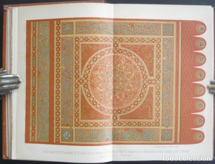 Libros antiguos: 1891 - Monumental Historia Medieval de España - Reyes Cristianos - Edad Media - Ilustrado, Láminas - Foto 12 - 147289893