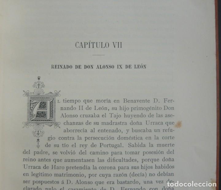 Libros antiguos: 1891 - Monumental Historia Medieval de España - Reyes Cristianos - Edad Media - Ilustrado, Láminas - Foto 13 - 147289893
