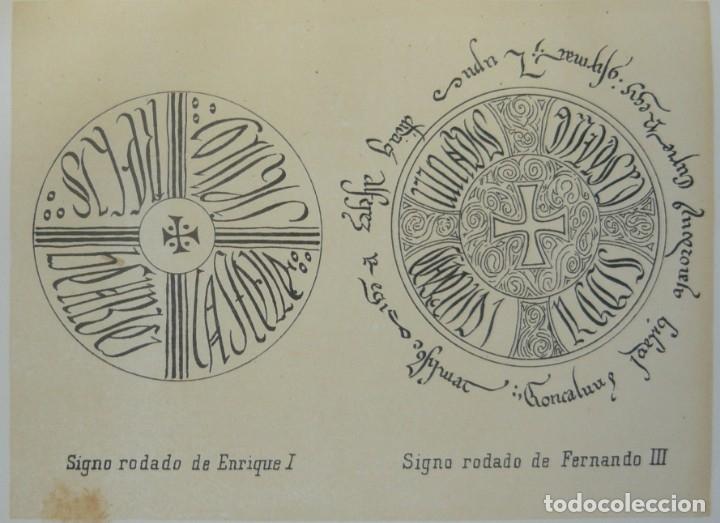 Libros antiguos: 1891 - Monumental Historia Medieval de España - Reyes Cristianos - Edad Media - Ilustrado, Láminas - Foto 14 - 147289893