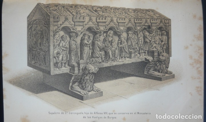 Libros antiguos: 1891 - Monumental Historia Medieval de España - Reyes Cristianos - Edad Media - Ilustrado, Láminas - Foto 16 - 147289893