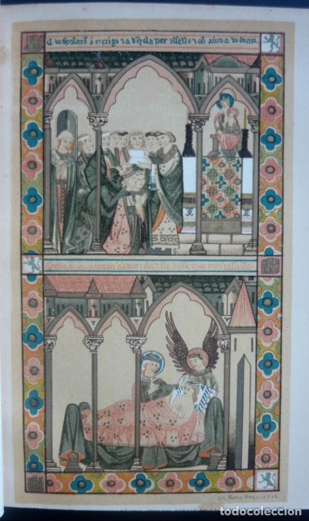 Libros antiguos: 1891 - Monumental Historia Medieval de España - Reyes Cristianos - Edad Media - Ilustrado, Láminas - Foto 18 - 147289893