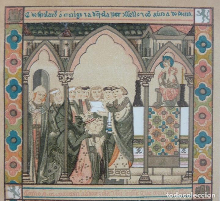 Libros antiguos: 1891 - Monumental Historia Medieval de España - Reyes Cristianos - Edad Media - Ilustrado, Láminas - Foto 19 - 147289893