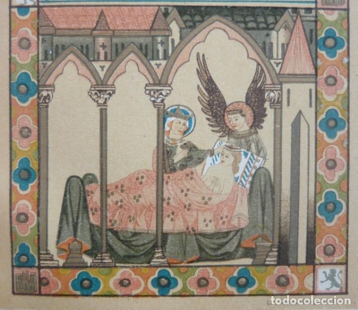 Libros antiguos: 1891 - Monumental Historia Medieval de España - Reyes Cristianos - Edad Media - Ilustrado, Láminas - Foto 20 - 147289893