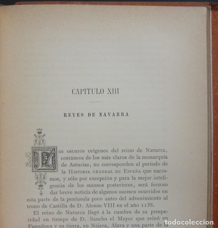 Libros antiguos: 1891 - Monumental Historia Medieval de España - Reyes Cristianos - Edad Media - Ilustrado, Láminas - Foto 21 - 147289893