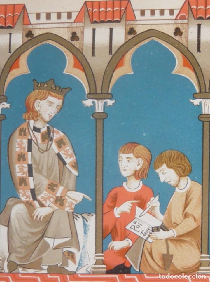 Libros antiguos: 1891 - Monumental Historia Medieval de España - Reyes Cristianos - Edad Media - Ilustrado, Láminas - Foto 23 - 147289893