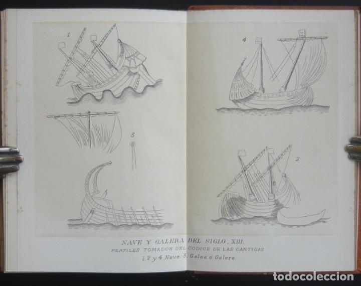 Libros antiguos: 1891 - Monumental Historia Medieval de España - Reyes Cristianos - Edad Media - Ilustrado, Láminas - Foto 27 - 147289893