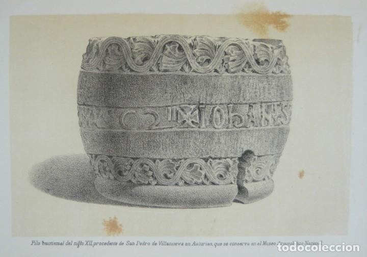 Libros antiguos: 1891 - Monumental Historia Medieval de España - Reyes Cristianos - Edad Media - Ilustrado, Láminas - Foto 28 - 147289893