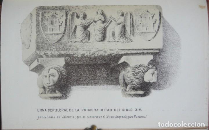 Libros antiguos: 1891 - Monumental Historia Medieval de España - Reyes Cristianos - Edad Media - Ilustrado, Láminas - Foto 29 - 147289893