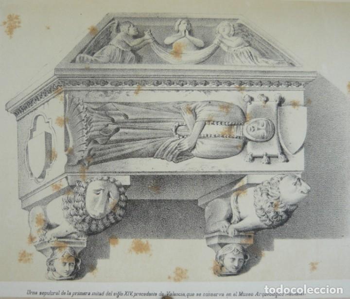 Libros antiguos: 1891 - Monumental Historia Medieval de España - Reyes Cristianos - Edad Media - Ilustrado, Láminas - Foto 30 - 147289893