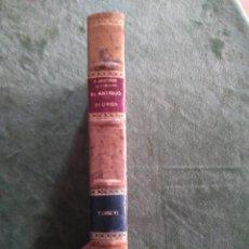 Libros antiguos: EL ANTIGUO RÉGIMEN. HISTORIA GENERAL DE LA IGLESIA. TOMO VI, VOLUMEN I. 1924.. Lote 140724422