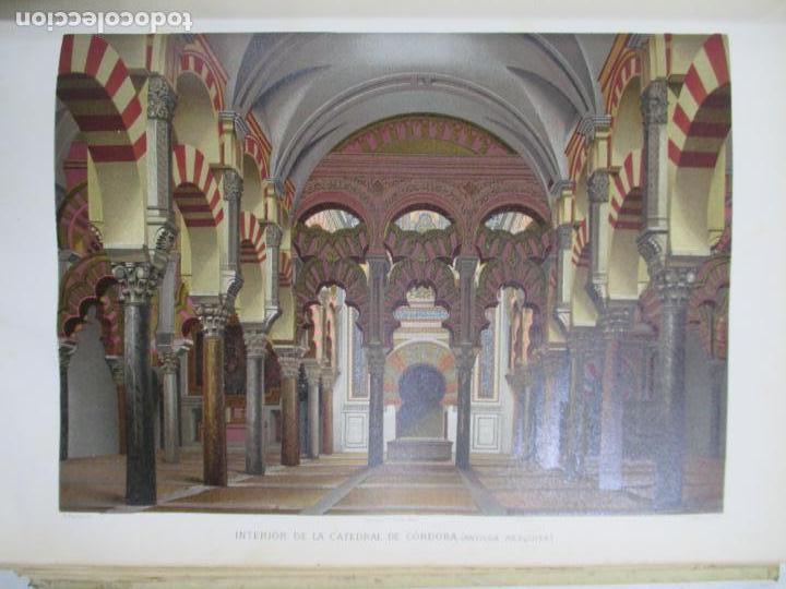 Libros antiguos: HISTORIA GENERAL DE ESPAÑA 1877. MODESTO LAFUENTE. EDICIÓN DE LUJO. 5 TOMOS. 34.5 X 25 CM - Foto 10 - 140848070