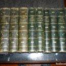 Libros antiguos: HISTORIA UNIVERSAL DE CESAR CANTU 1866-67-68-70-75-76 MADRID GASPAR Y ROIG 10 TOMOS . Lote 141146838