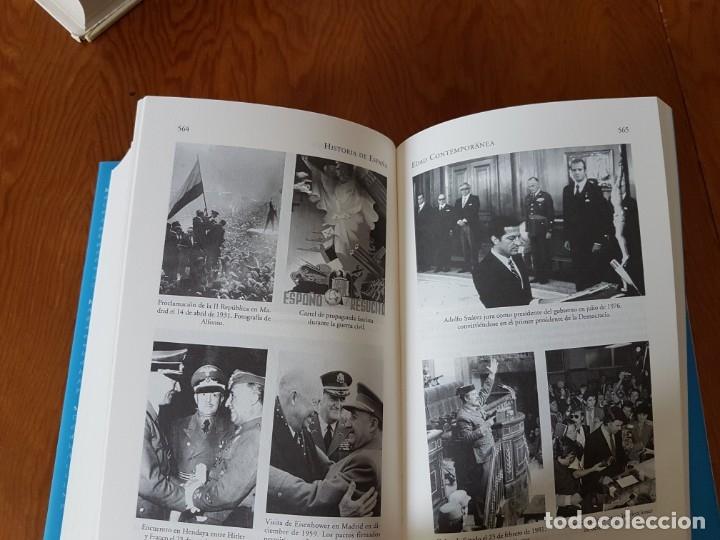 Libros antiguos: LOTE DE 4 LIBROS DE HISTORIA. UN EJEMPLAR NUMERADO - Foto 6 - 137272882