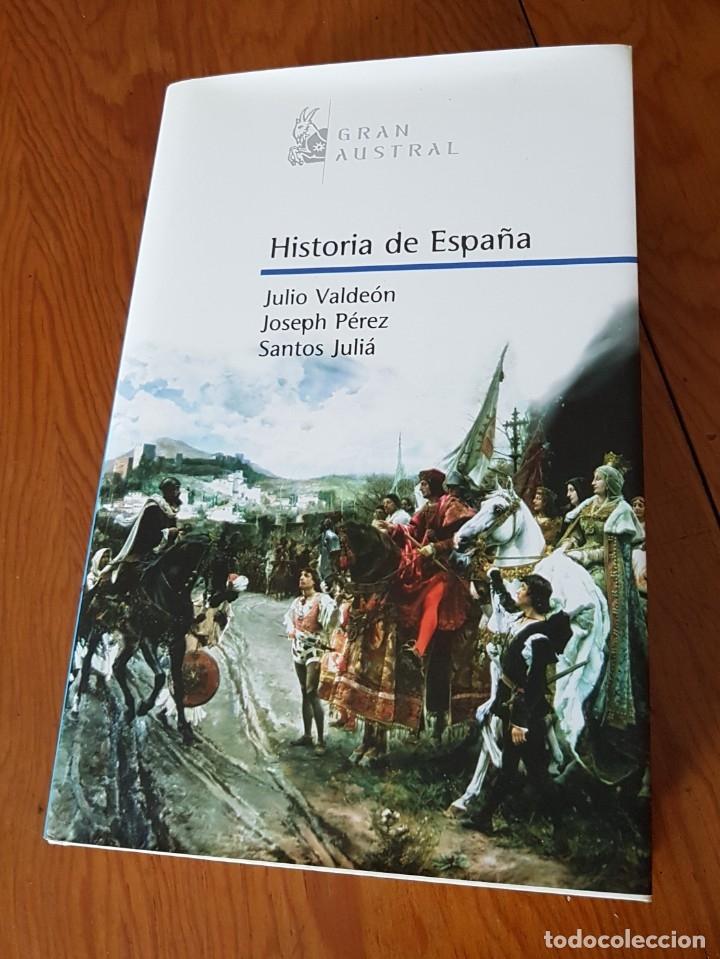 Libros antiguos: LOTE DE 4 LIBROS DE HISTORIA. UN EJEMPLAR NUMERADO - Foto 4 - 137272882