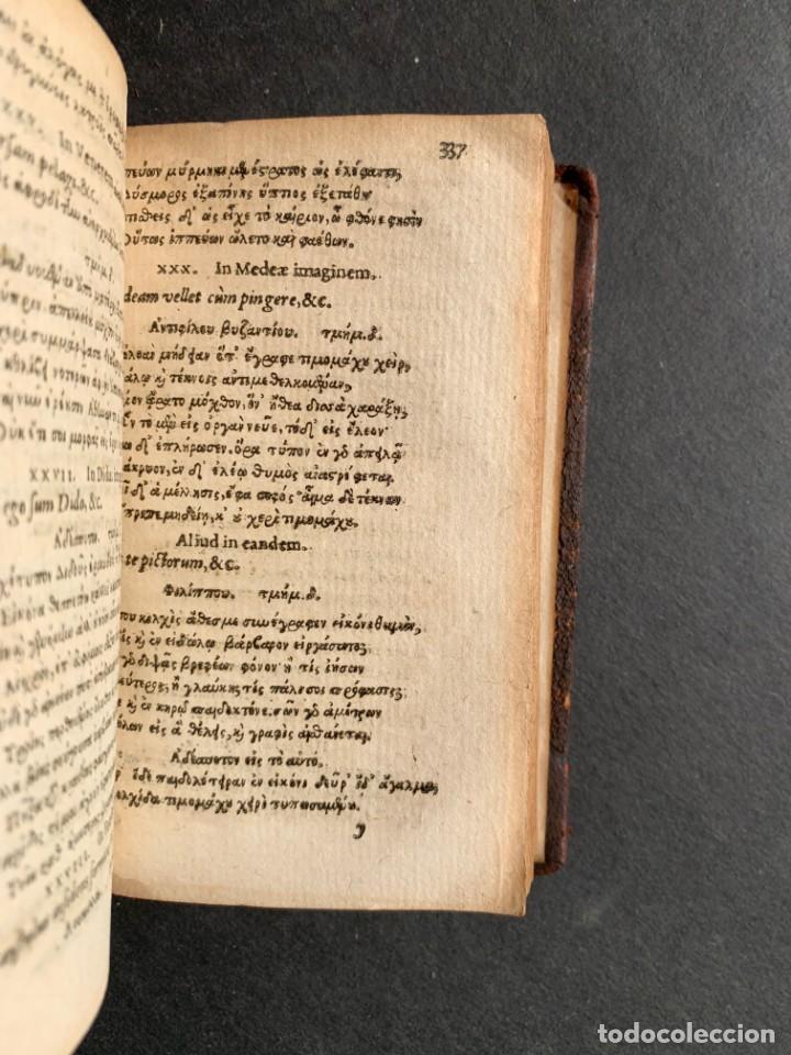 Libros antiguos: 1588 - Ausionio - Justo Lipsio - Viri Consularis Opera - Julio Cesar - Antigua Roma - Foto 14 - 141556178