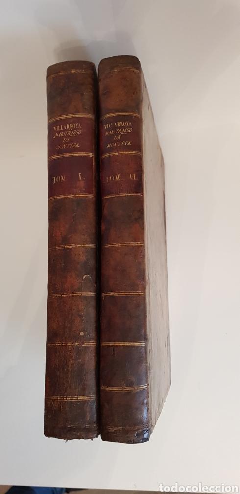 Libros antiguos: Villarroya. Real Maestrazgo de Montesa.1787.primera edicion. - Foto 2 - 141771416