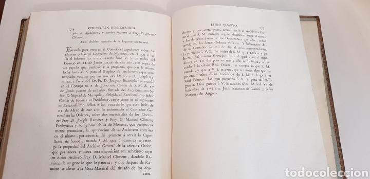 Libros antiguos: Villarroya. Real Maestrazgo de Montesa.1787.primera edicion. - Foto 15 - 141771416