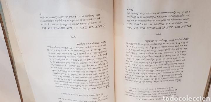 Libros antiguos: Villarroya. Real Maestrazgo de Montesa.1787.primera edicion. - Foto 14 - 141771416