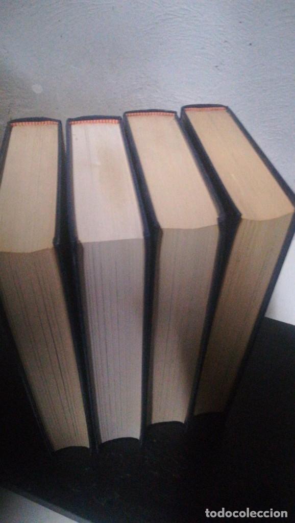 Libros antiguos: Historia de España - 4 volumenes - Foto 6 - 142240634