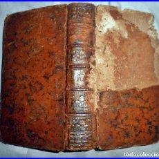 Libros antiguos: HISTORIA ROMANA, DESDE LA FUNDACIÓN DE ROMA. LIBRO DE 216 AÑOS DE ANTIGÜEDAD.. Lote 142997150