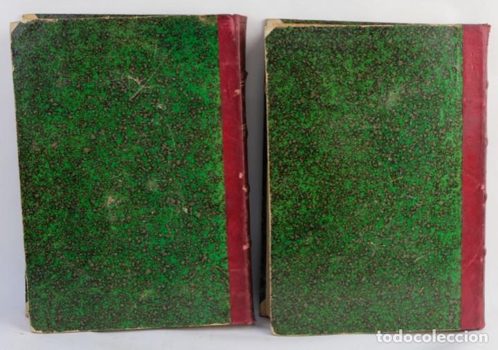 Libros antiguos: Historia de los romanos-Victor Duruy-Ed.Montaner y Simon, Barcelona 1888-dos tomos - Foto 3 - 143181174