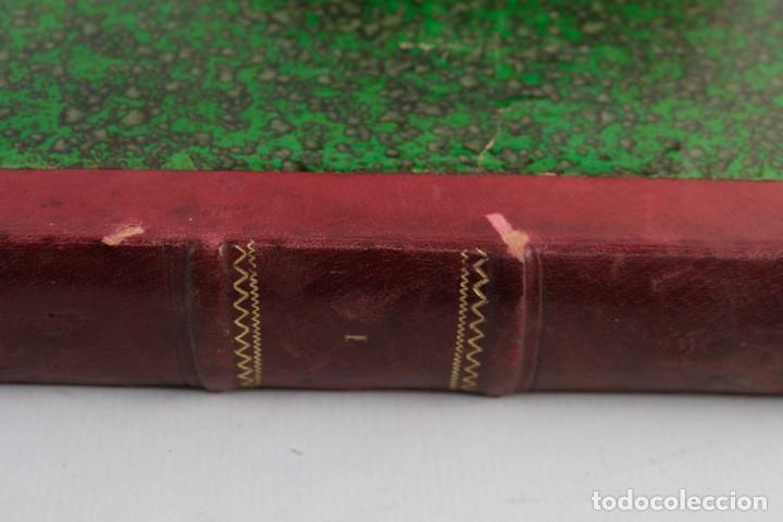 Libros antiguos: Historia de los romanos-Victor Duruy-Ed.Montaner y Simon, Barcelona 1888-dos tomos - Foto 4 - 143181174