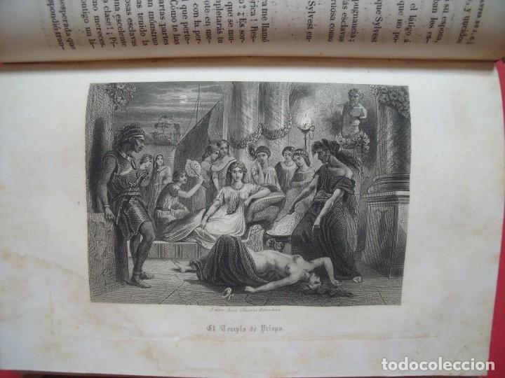 Libros antiguos: EUGENIO SUE.-LOS HIJOS DEL PUEBLO.-HISTORIA DE VEINTE SIGLOS.-LAUREANO MACIAS GASTON.-GRABADOS.-1858 - Foto 3 - 143691474