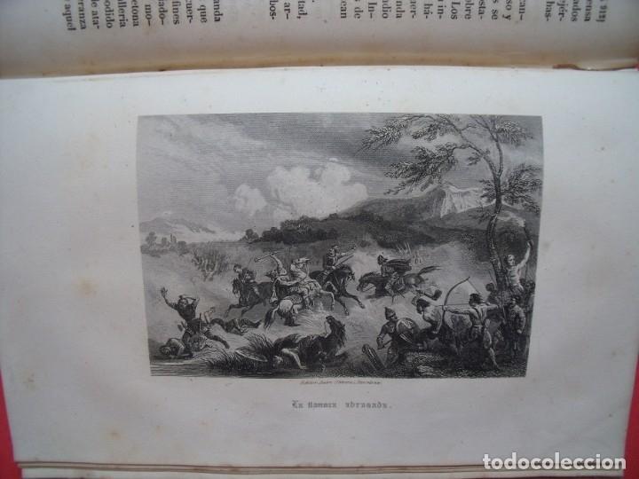 Libros antiguos: EUGENIO SUE.-LOS HIJOS DEL PUEBLO.-HISTORIA DE VEINTE SIGLOS.-LAUREANO MACIAS GASTON.-GRABADOS.-1858 - Foto 5 - 143691474