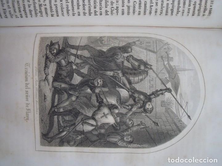 Libros antiguos: EUGENIO SUE.-LOS HIJOS DEL PUEBLO.-HISTORIA DE VEINTE SIGLOS.-LAUREANO MACIAS GASTON.-GRABADOS.-1858 - Foto 6 - 143691474