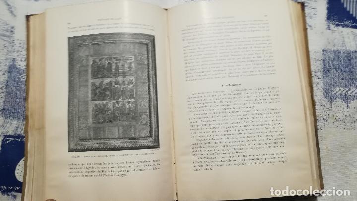 Libros antiguos: ANTIGUO LIBRO - HISTORIE DE L`ARTE - DE ANDRÈ MICHAEL - TOMO 1 LIBRAIRIE ARMAND COLIN-PARIS-AÑO 1902 - Foto 4 - 143760266