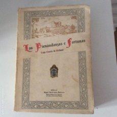 Libros antiguos: LAS BIENANDANZAS E FORTUNAS LOPE GARCÍA DE SALAZAR ED. ÁNGEL RODRÍGUEZ HERRERO. Lote 144733902