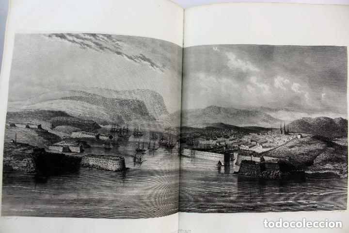 Libros antiguos: Dr.D.Manuel Ortiz de la Vega-Los Héroes y las Grandezas de la Tierra,Historia Universal 8 Tomos,1854 - Foto 14 - 146098206